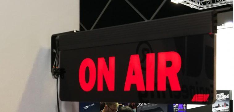 broadcastnews on air aev