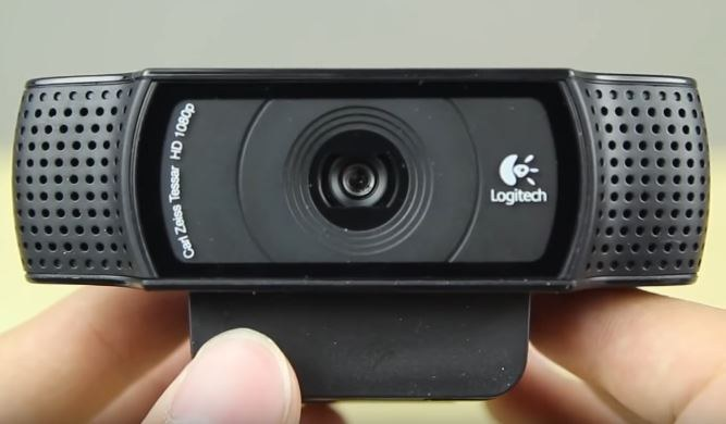 broadcastnews.gr Logitech C920 Hd Web Camera