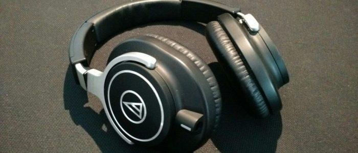Audio technica ATH M70 X