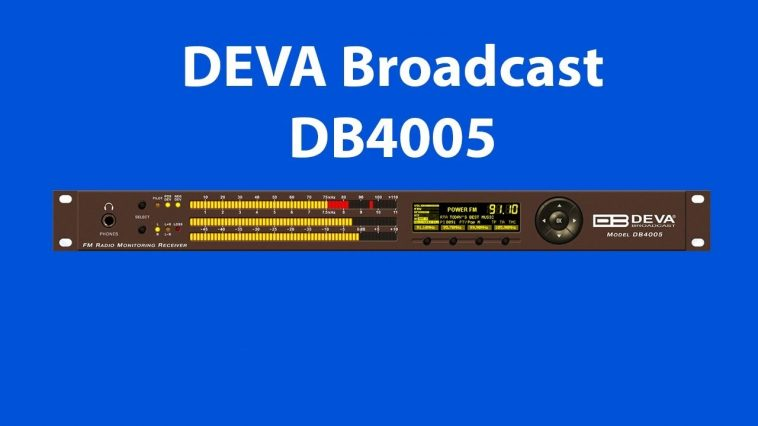 Broadcastnews DB4005