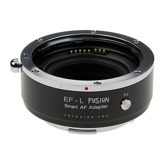 Broadcastnews Fotodiox Pro Fusion Adapter EF LT FSN