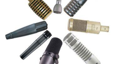 broadcast mics