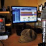 Broadcasting from home 01