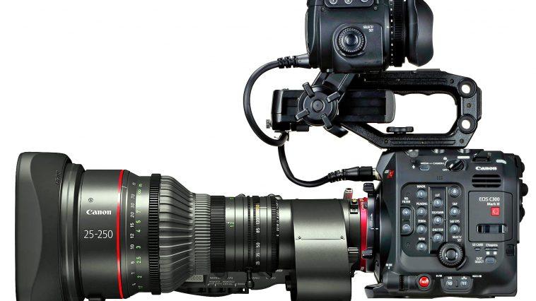 Canon EOS C300 Mark III broadcastnews
