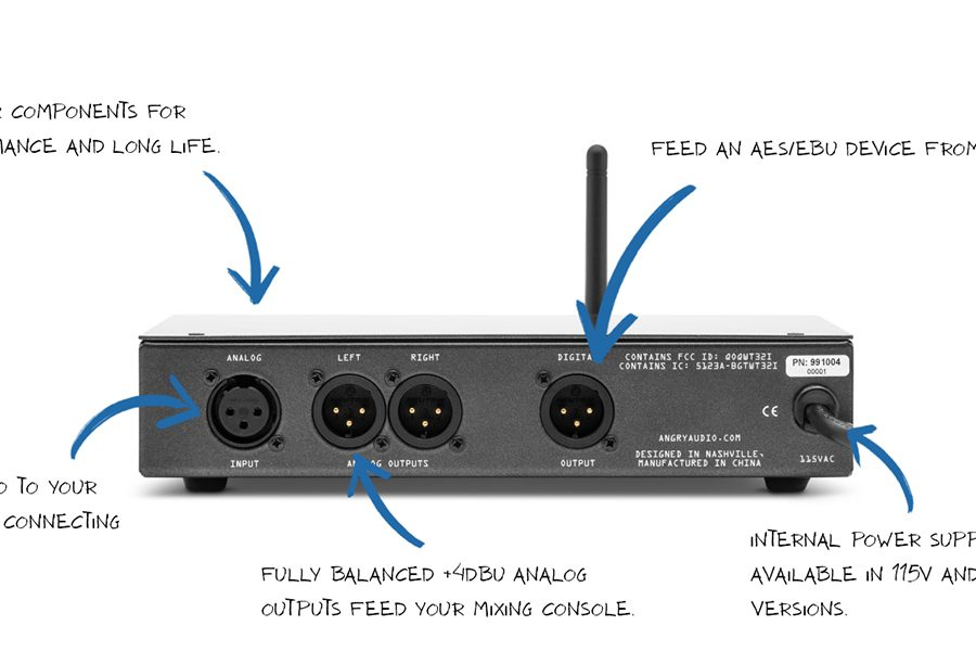 AngryAudio BluetoothAudioGadget BackWeb studioanalysis broadcastnews