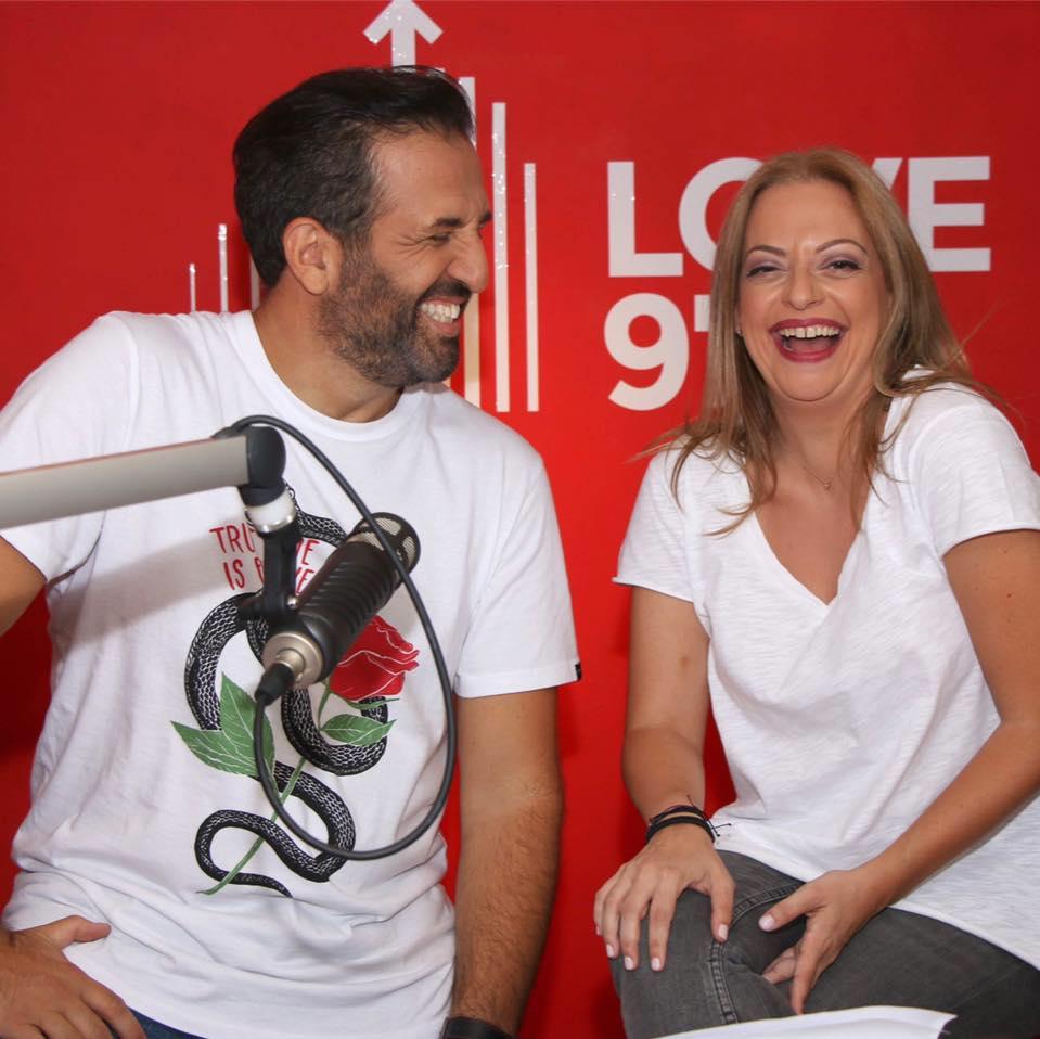 LOVE 97.5 Ξυπνάμε με τo πιο φρέσκο και κεφάτο Breakfast show της Αθήνας!