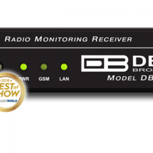 DB45 DSP Based FM Radio Receiver and Modulation Analyzer