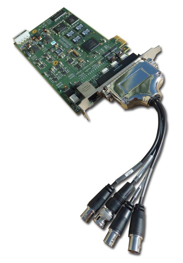 Sound4 PULSE PCIe Card 3 Band Processor 02
