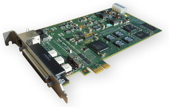 Sound4 PULSE PCIe Card 3 Band Processor 04